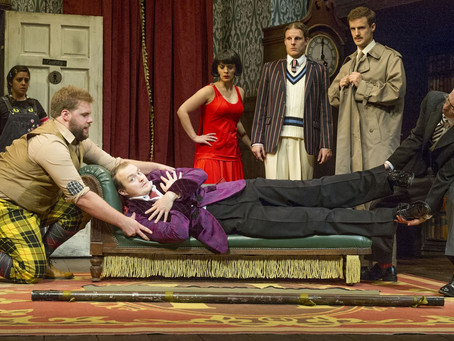 The Play that Goes Wrong: 4 things you didn't know!