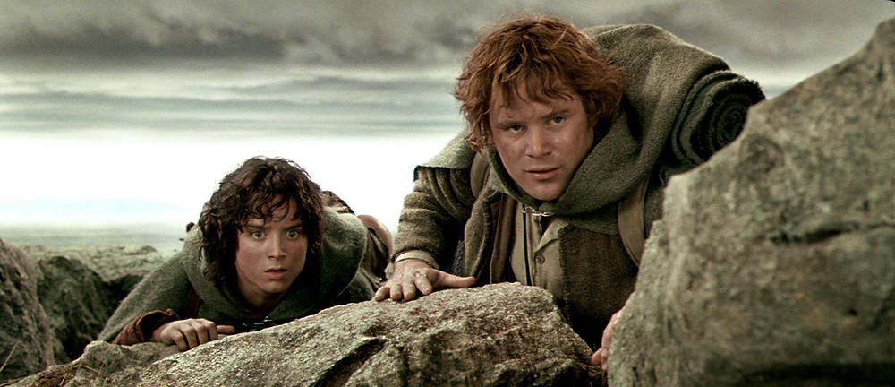 frodo in lord of the rings trilogy