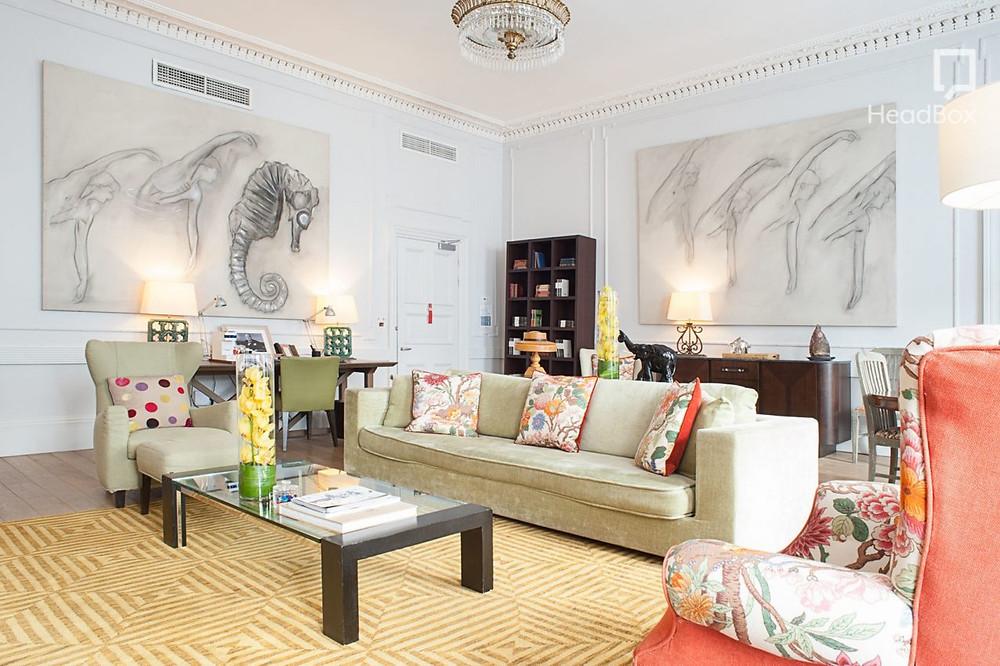 kipling suite browns hotel london living room olga polizzi