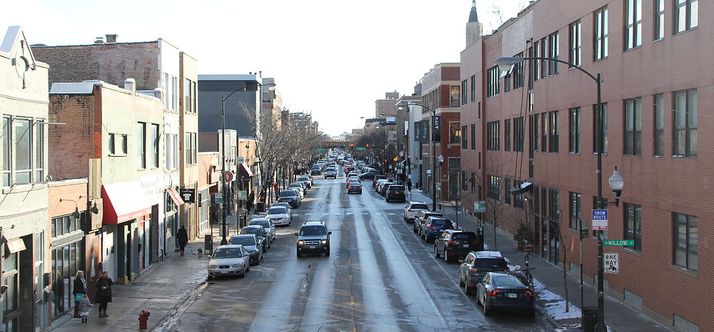 north chicago road