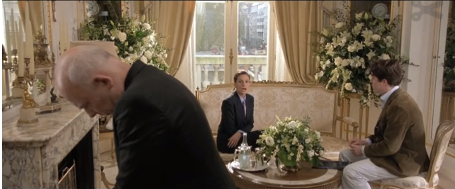 trafalgar suite ritz hotel notting hill film scene julia roberts