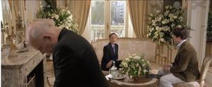 trafalgar suite ritz hotel notting hill film scene julia roberts