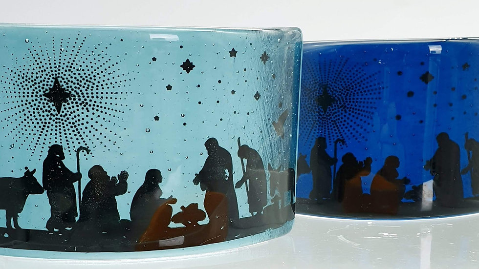 Nativity Candle Curve