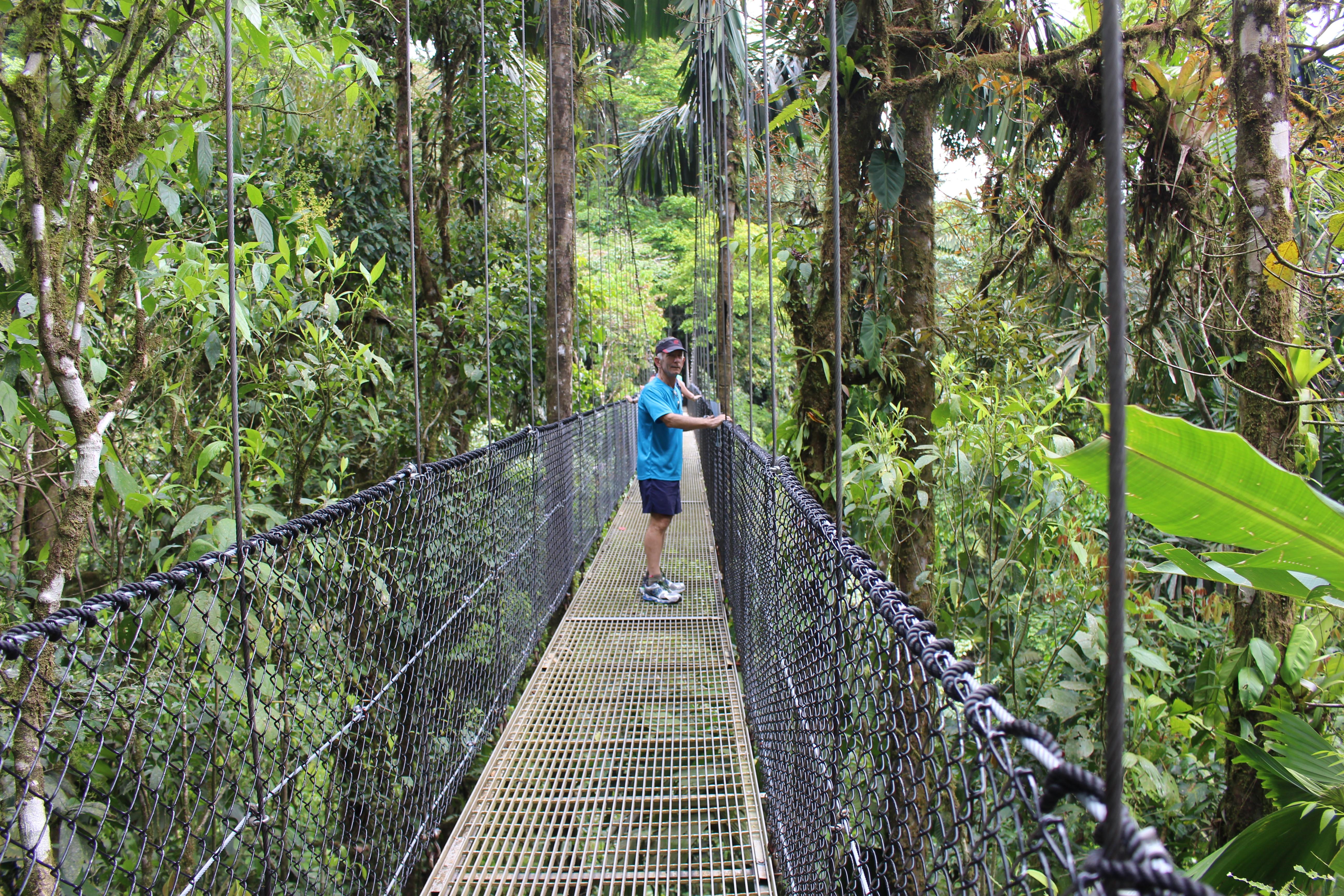 Hanging Bridges Hike