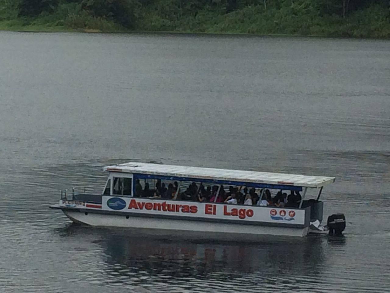 Monteverde Transfer Jeep Boat