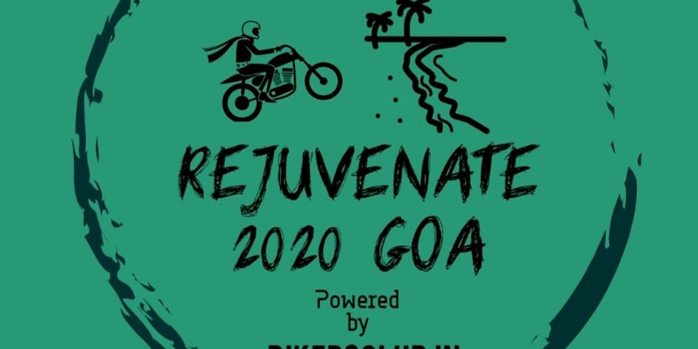 REJUVENATE 2020 GOA