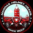 Madras Helmet Heads