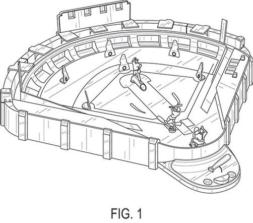 Design patent drawing illustration 5