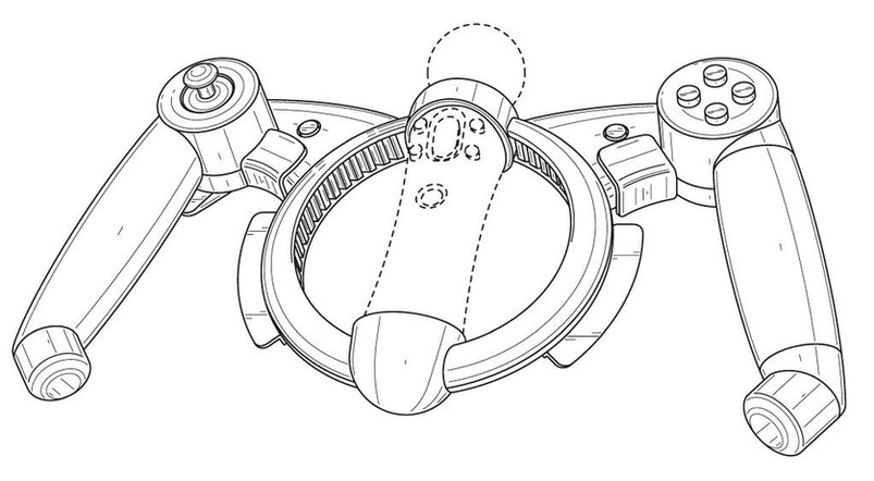 Design patent drawing illustration 8