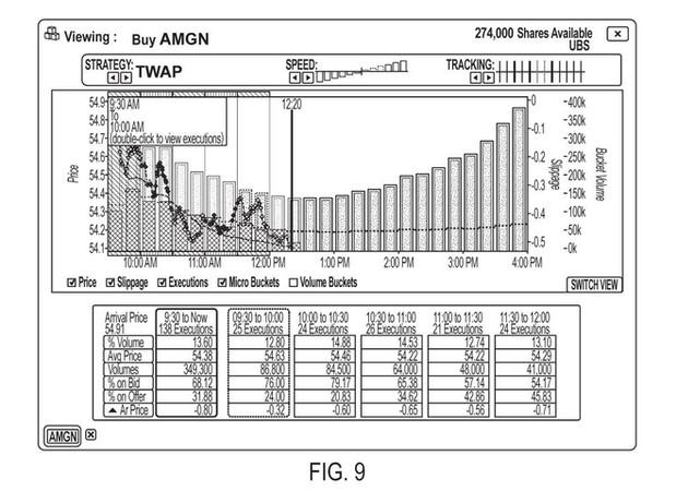 Graph patent drawing patent illustration 4