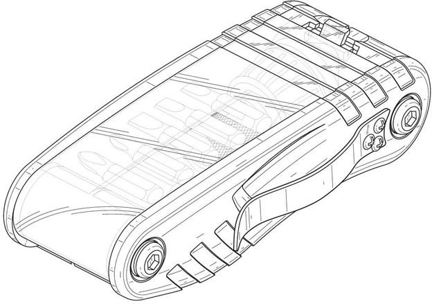 Design patent drawing illustration 15