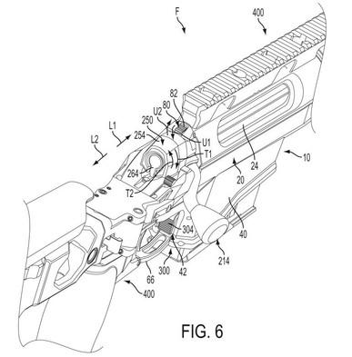 Utility patent drawing illustration 12