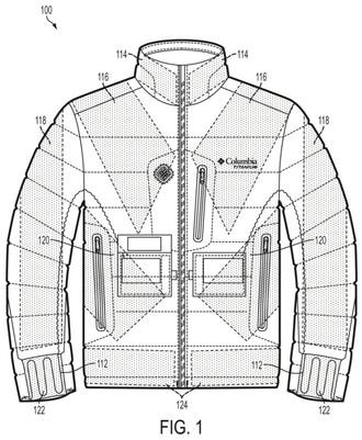 Utility patent drawing illustration 8