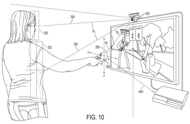 Utility patent drawing illustration 6