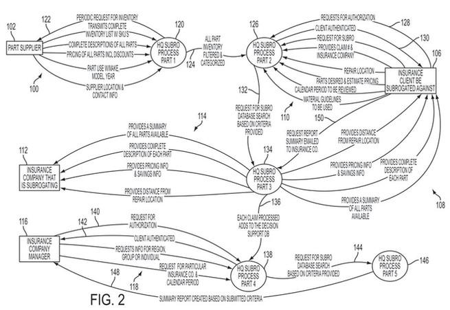Graph patent drawing patent illustration 5
