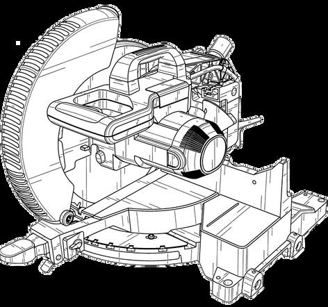 Design patent drawing drawings 1