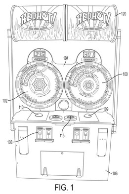 Utility patent drawing illustration 5