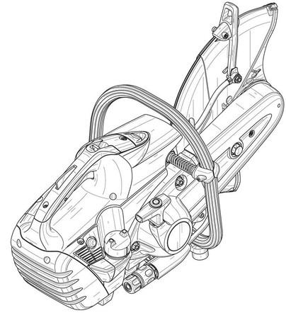 Design patent drawing illustration 14