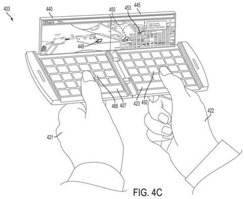 Utility patent drawing illustration 13