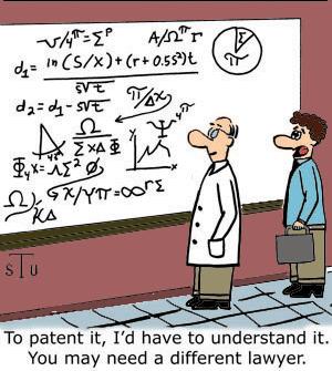 utility patent illustration