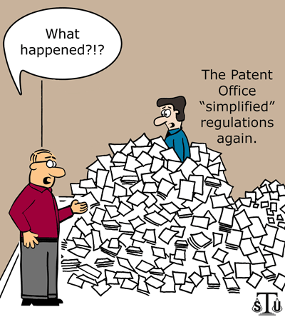 best patent illustration