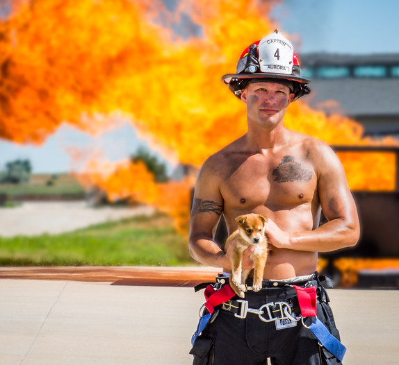 Firefighter Calendar