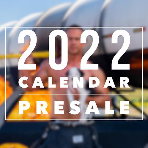 2022 Fire Rescue Dogs Calendar •PRESALE