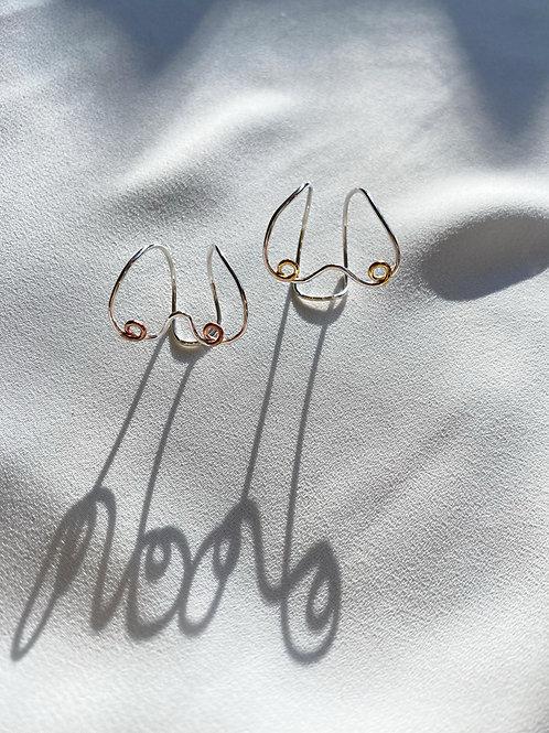 Boobie Rings