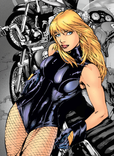 My Black Canary Daze