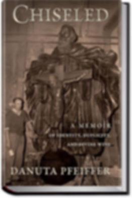 Danuta Soderman Pfeiffer, Chiseled book