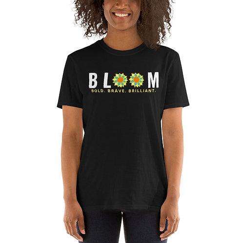 New BLOOM Short-Sleeve Unisex T-Shirt