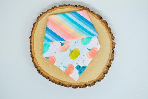 Rainbow Pumpkins - Bandana
