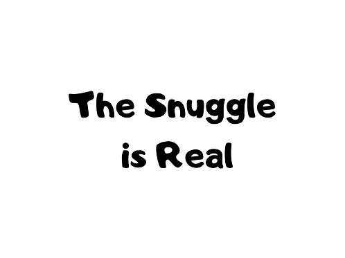 The Snuggle is Real Add-On