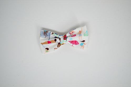 Beach Days - Mini Bow