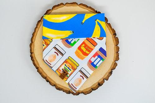 Peanut Butter Banana - Bandana