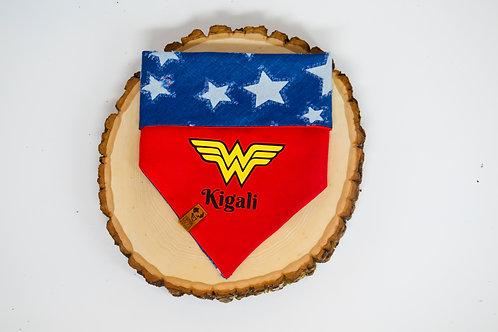 Custom Wonder Woman - Bandana