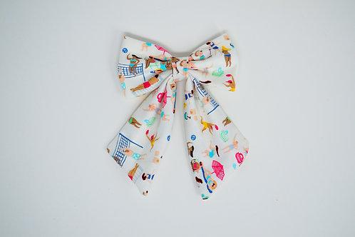 Beach Days - Sailor Bow