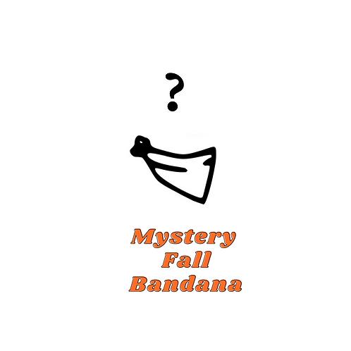 Mystery Fall Bandana