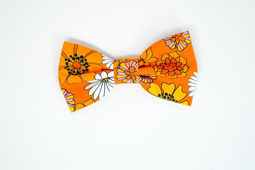 Groovy Floral - Bow