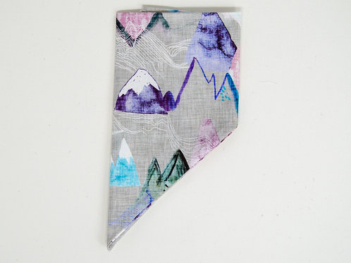 Pastel Mountains Bandana