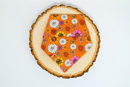Groovy Floral - Bandana