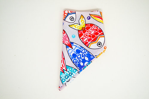 Fish Scales Bandana