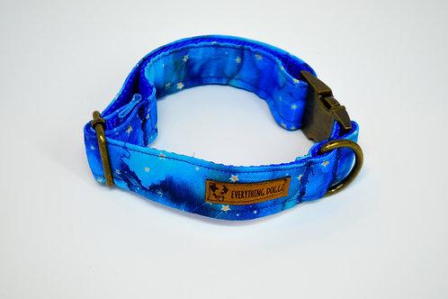 Starry Night - Dog Collar