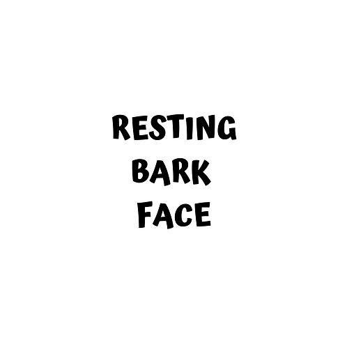 Resting Bark Face Add-On