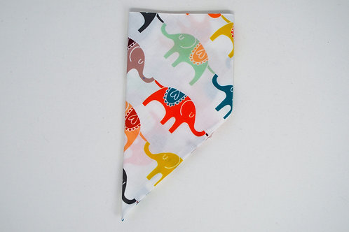 Happy Elephant Bandana