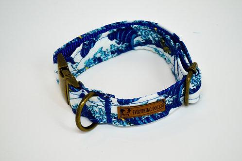Hokusai - Dog Collar