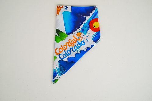 Colorful Colorado Bandana