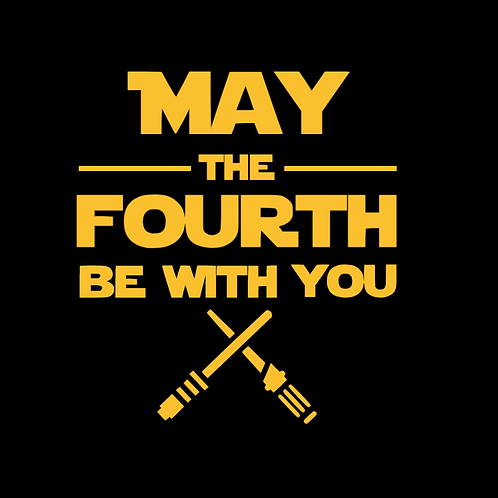 May The Fourth Be With You - Bandana