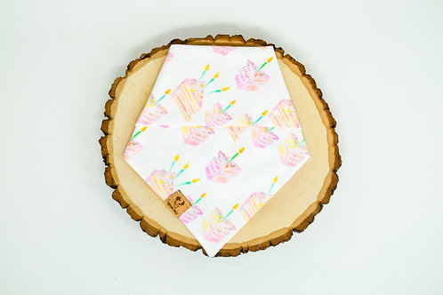 Birthday Cake - Bandana