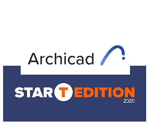 ARCHICAD SE 2020   רכישת רשיון ארכיקאד בסיסי, כולל הסכם שרות ל-12 חודשים
